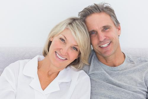 Older Couple | Dental Implants Portland OR