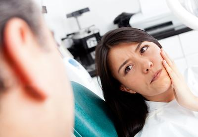 Woman at Dentist | Extractions Portland OR