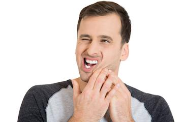 Man with Jaw Pain | Emergency Dentist Portland OR